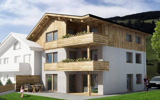 Wohnhaus in Toblach mit 3 Wohnungen
