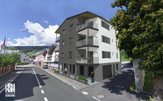 3-Zimmer Wohnungen in Welsberg - Neubau