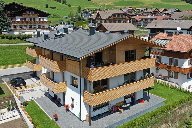 Casa a 6 appartamenti - Valle San Silvestro